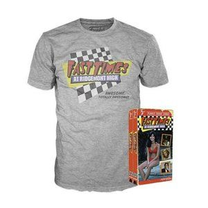 Fast Times Ridgemont High Men's T-Shirt Funko VHS